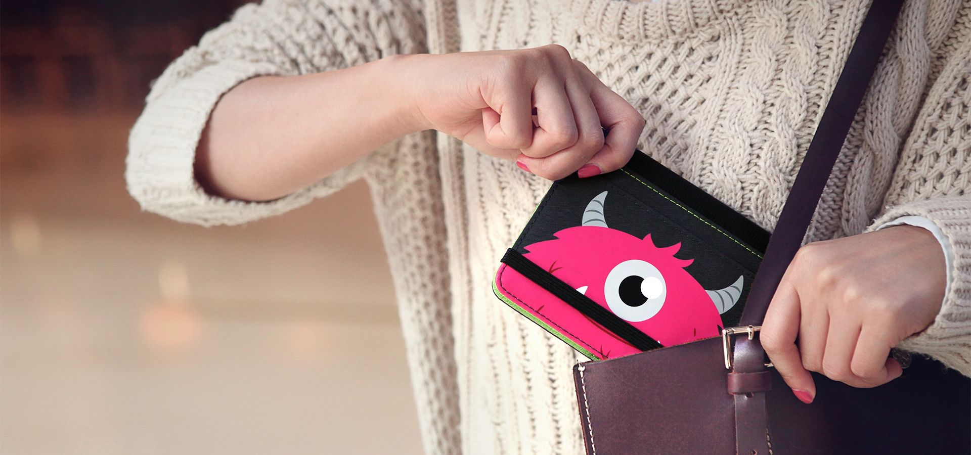 ANIMALS Farm wallet