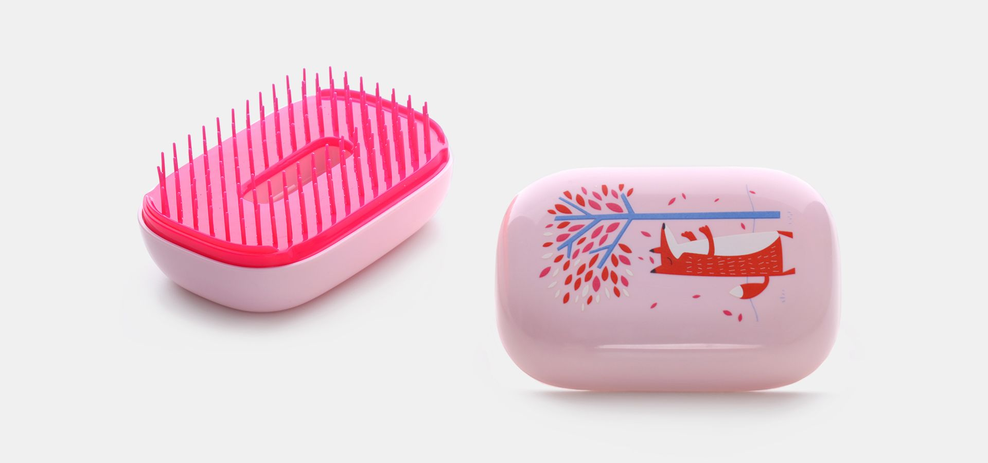 NOBLE Detangling hairbrush