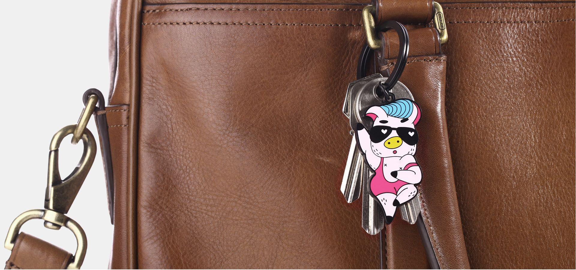 十二生肖钥匙链